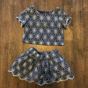 12 month two piece set